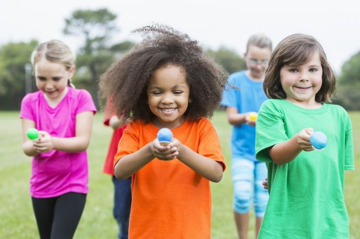 Fun Kids' Relay Races for Your Next Party