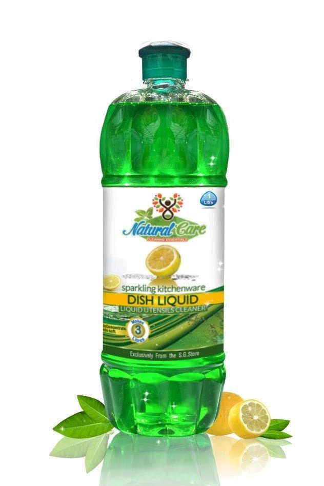 Dish Liquid – 1 LTR