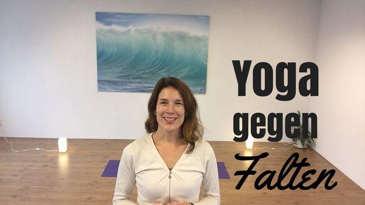 Yoga Übungen mit Yogalexa: Yoga gegen Falten