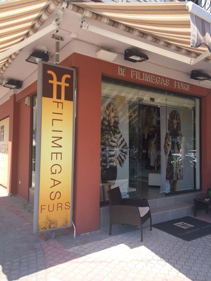 FILIMEGAS FURS HALKIDIKI