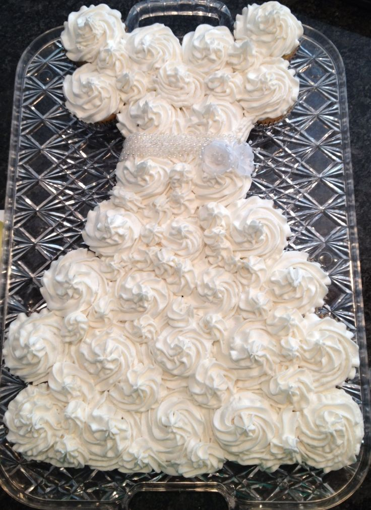 wedding cake dress cupcakes 13 best images about bridal shower wedding dress cupcake 22550