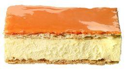 Misschien wel de #lekkerste #oranje-gadget! De oranje #tompouce van de #Hema!