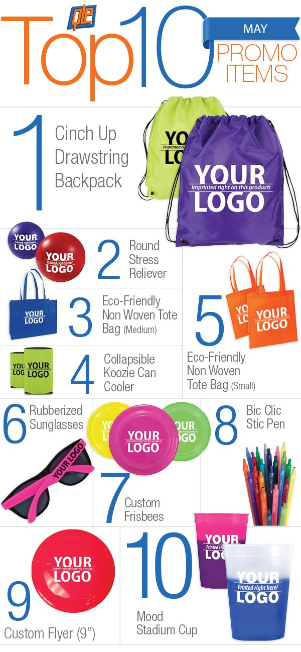 17 Best Images About Promotional Items On Pinterest
