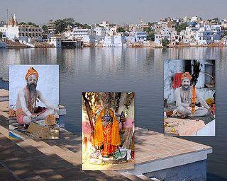 Brahma Temple - Pushkar - Rajasthan