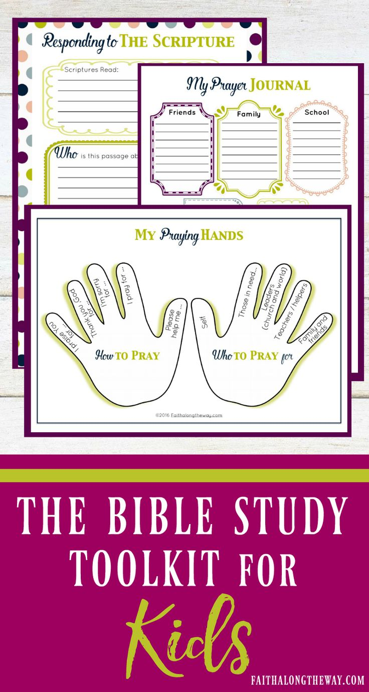 What is faith bible study