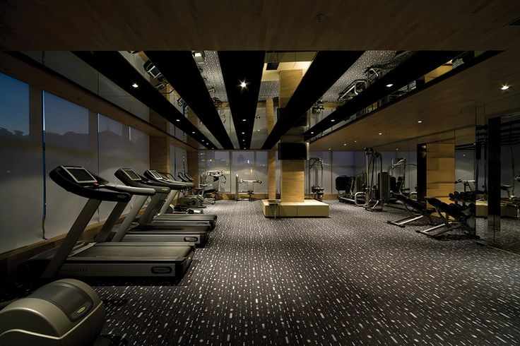 Steve leung designers project pages gym design for Gym interior design