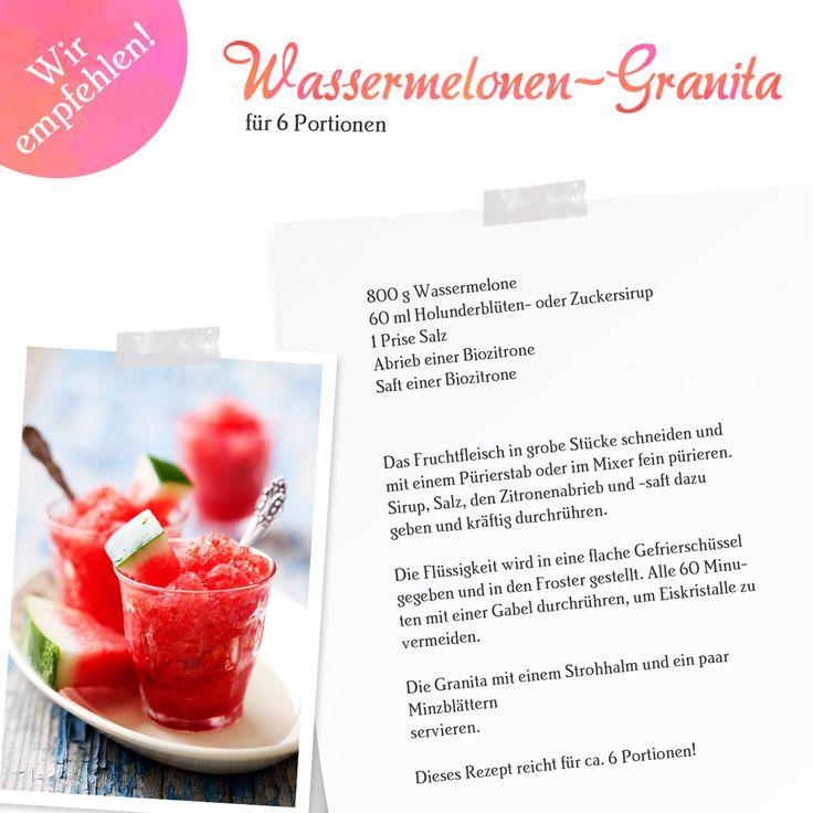 #rezept #watermelon #drink #getränk