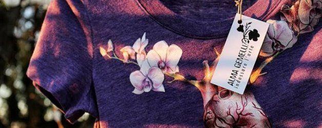 Paola Alma Gemelli debutta con la sua prima collezione uomo-donna di abiti e t-shirt. Indossa l'arte nel nuovo temporary store Alma Gemelli. Opening Party Tonight  ➜ http://www.6e20.it/it/eventi/alma-gemelli.html