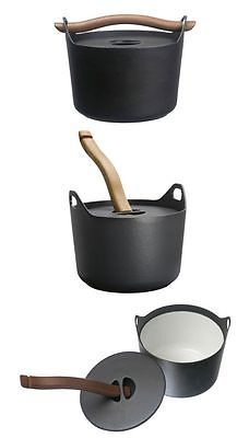 Timo Sarpaneva Vintage Classic Cast Iron Pot Design 1960 Iittala Finland | eBay