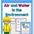What is air? What is water? These are two overarching theme questions that this activity packet addresses. This activity packet is aligned with the...