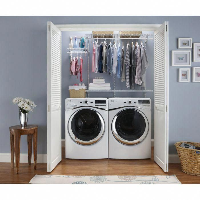 Pin On Laundry Room Storage Ideas