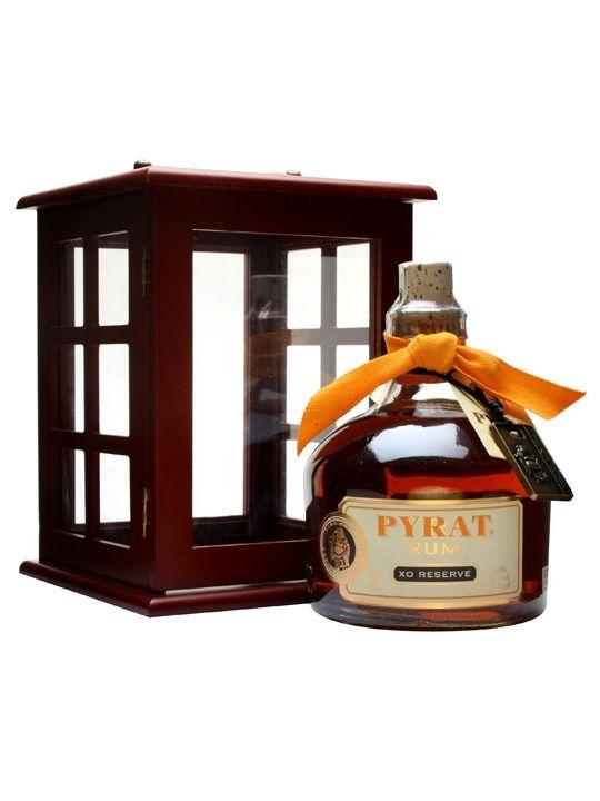 Pyrat XO Reserve Rum / Lantern Box : Buy Online - The Whisky Exchange