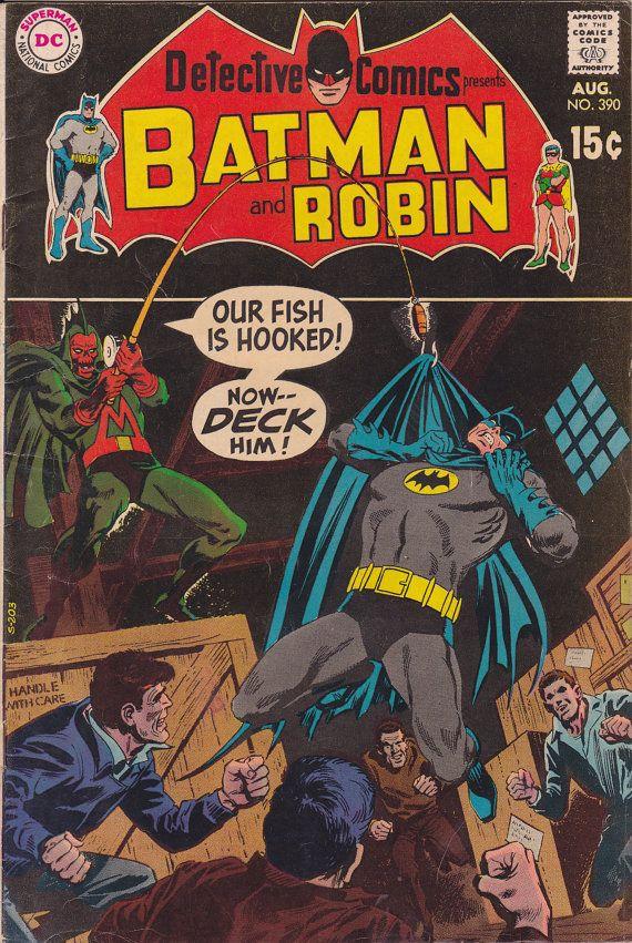 206 best dc daftness images on pinterest comic covers book detective comics 390 dc comics batman robin the boy wonder gil kane 1969 vgfn fandeluxe Images