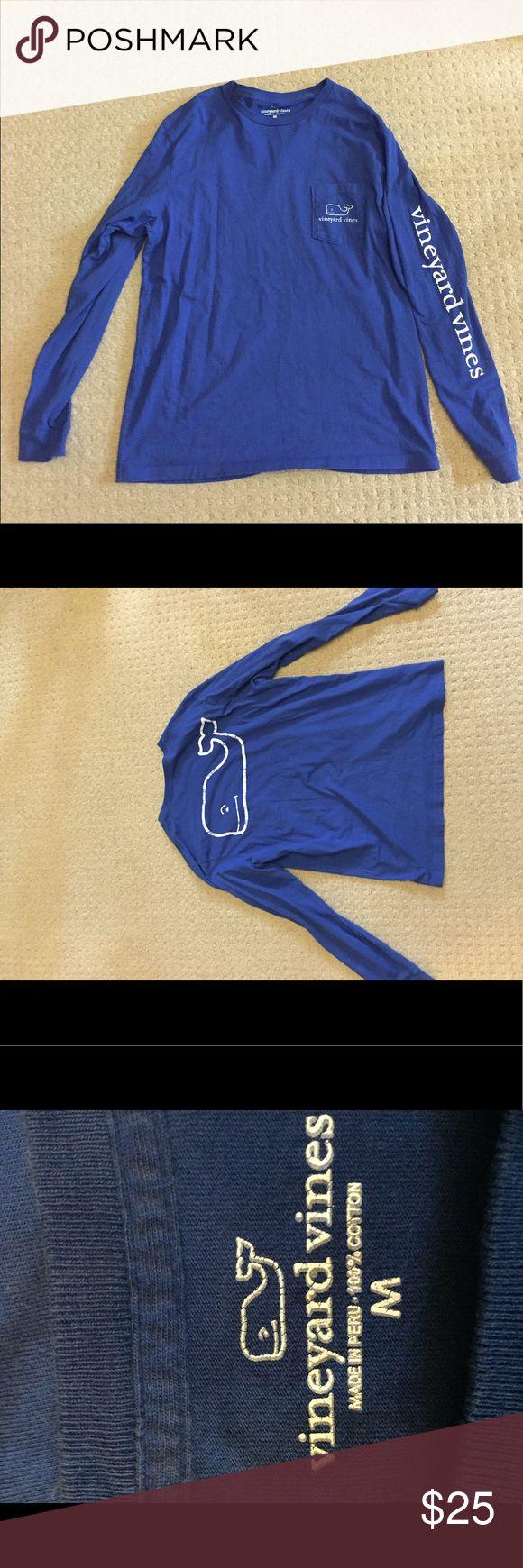 Vineyard vines long sleeve t-shirt Perfect condition vineyard vines tee. Worn once or twice. Vineyard Vines Shirts Tees - Long Sleeve