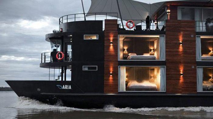 M:V Aria par Aqua Expeditions bateau de croisière d'exception