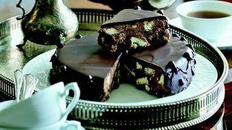 """shokoladnii_tort_princa- Шоколадный торт """"Принц Уильям"""" - кулинария Англии"""