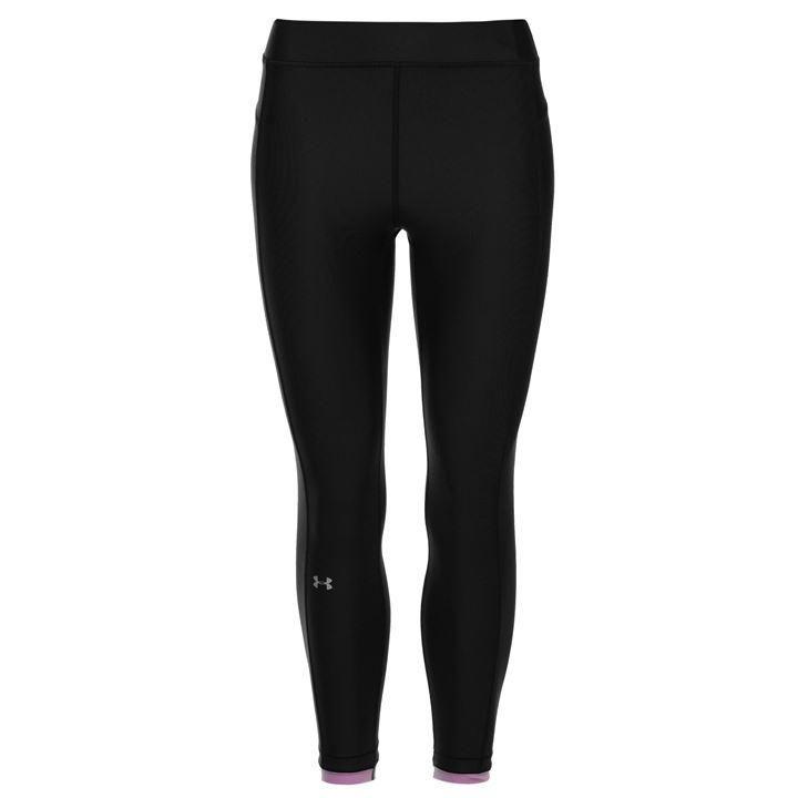 UA HG Crop Trousers Ladies | HeatGear technology | stitched detailing