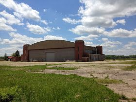 Located on the site of the old Jefferson Proving Grounds in Madison, Indiana, this is the first abandoned airport that we here at EI have ...
