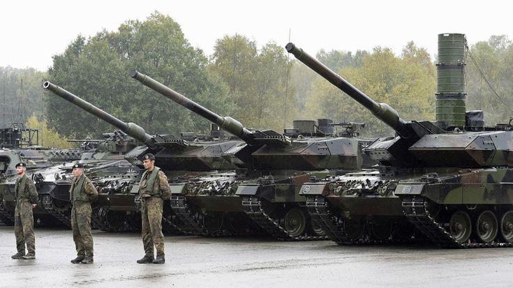 Nato Generalsekretär Jens Stoltenberg verkündet, dass die Militärallianz den Dialog mit Russland sucht. Ähnlich äußern sich EU-Staatschefs wie Merkel und Hollande. Die NATO-Übungen und Manöver in Osteuropa vermitteln jedoch ein anderes Bild.