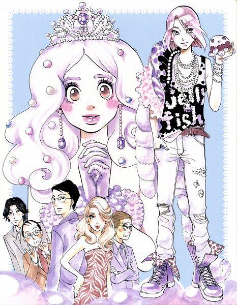 Kuragehime = Jellyfish Princess <3