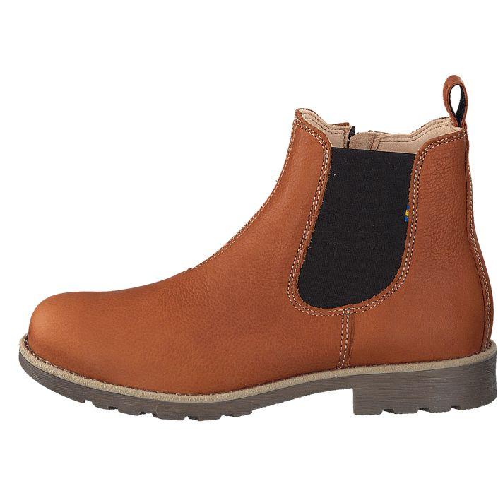 Kjøp Kavat Husum EP Light brown | Chelsea boots för Barn ✓ Fri frakt ✓ Fri retur ✓ Rask levering. Prisgaranti!