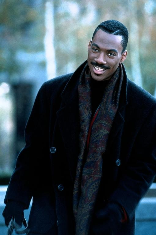 Eddie Murphy in Boomerang...the bedroom scenes...whew!