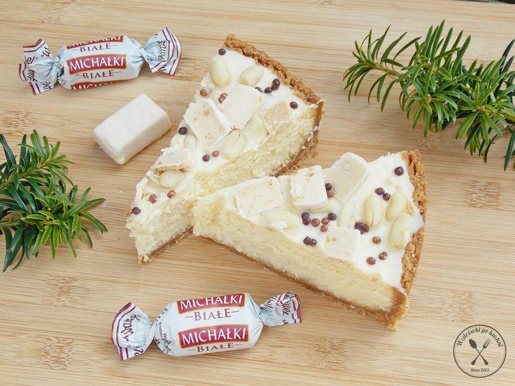 Sernik Biały Michał – Wędrówki po kuchni