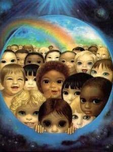 Les enfants Indigo sont les créateurs du chemin pour le nouveau monde. Ils naissent généralement avec un « esprit de guerrier » ...