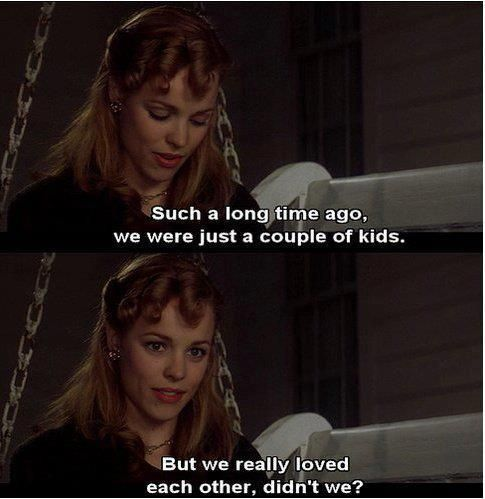 Allie- the notebook best movie ever made