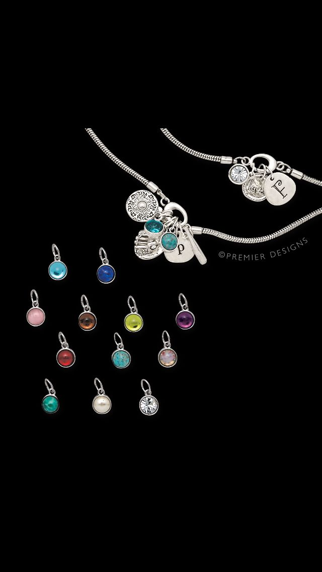 Color it Personal with Premier Designs Jewelry #pdstyle See the full catalog by clicking the photo