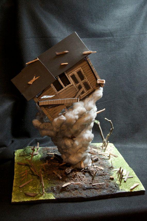 Wizard of Oz diorama by DarkDioStudio on Etsy