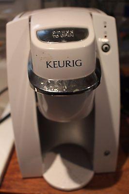 Keurig B30 Mini Brewer Gourmet Single Cup Coffee Maker White College Dorm Hotel College Life ...