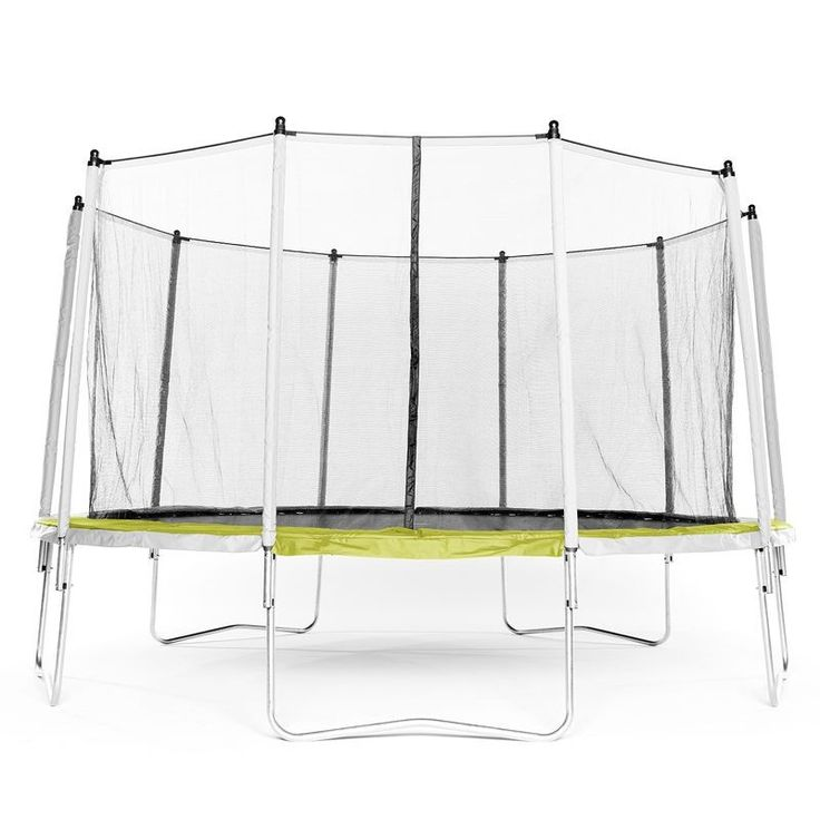 FITNESS Fitness - Trampoline ESSENTIAL 420 vert DOMYOS