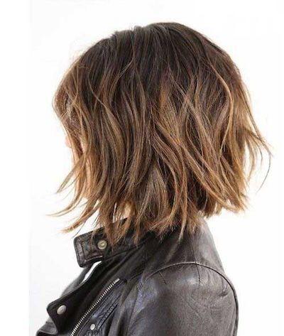 20 Chic Corto y Sucias Peinados tienes que probar