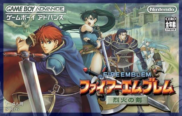 《火焰之纹章 烈火之剑》(日版名:ファイアーエムブレム 烈火の剣,英文版名:Fire Emblem)是火焰之纹章系列登陆Game Boy Advance的第二部作品,同时也是火纹系列中第一个在日本以外地区发售的成员。在剧情上,《烈火之剑》是上一部作品《封印之剑》的前传。