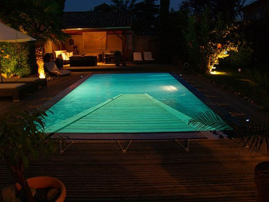 14 Best Creative Pool Cover Images On Pinterest