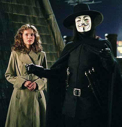 V for Vendetta www.maschere.it