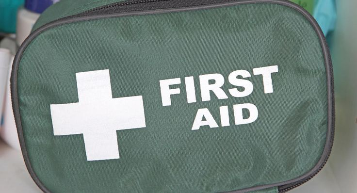 Make sure you have a first-aid kit for your baby with all the essentials, whether you buy a prepackaged kit or assemble your own.
