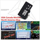 nice Great  8G SD Card Car GPS Navigation Map for WinCE System Device USA Canada Mexico Map 2017 2018