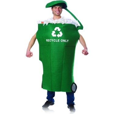 9 Best Images About RECYCLED COSTUMES On Pinterest