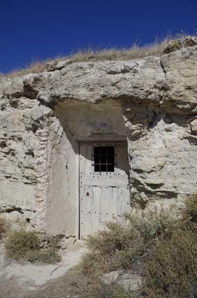 Caves in Spain...