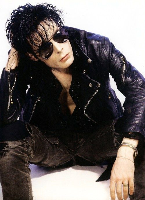 Andrew Eldritch: Sisters of Mercy