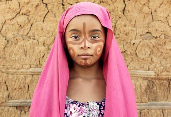 Wayuu Girl, La Guajira, Colombia