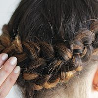 The Only Crown Braid Tutorial You Need