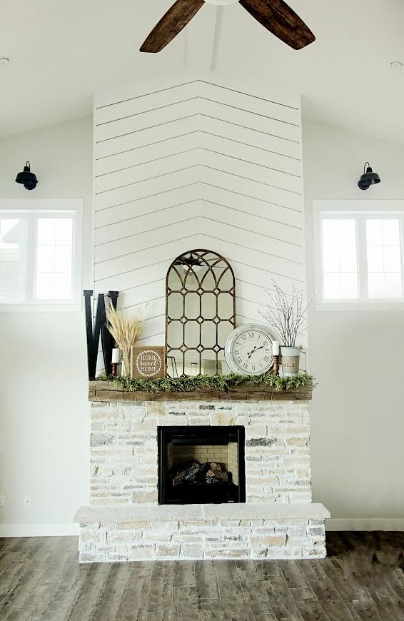 Best 25 Over Fireplace Decor Ideas On Pinterest