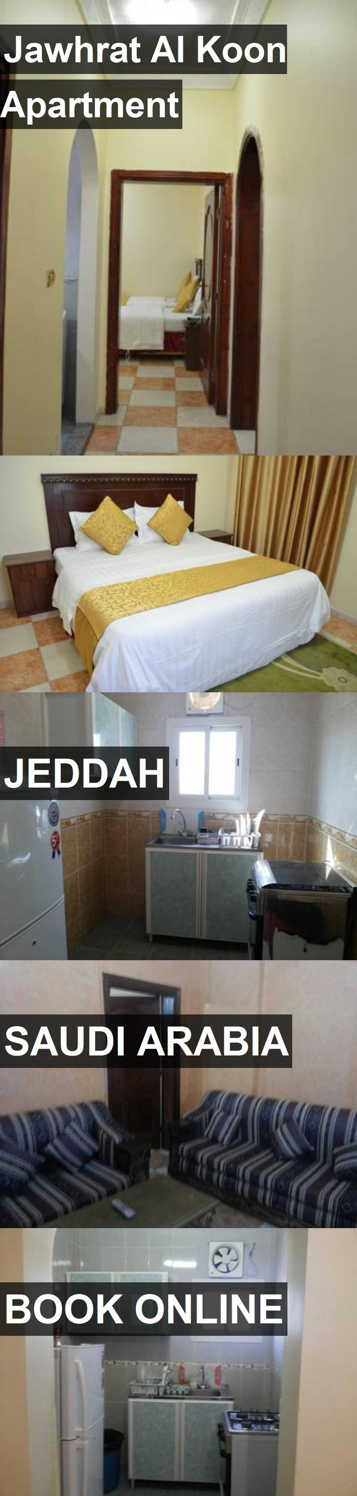 Jawhrat Al Koon Apartment in Jeddah, Saudi Arabia. For more information, photos, reviews and best prices please follow the link. #SaudiArabia #Jeddah #travel #vacation #apartment