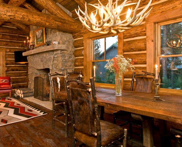 Log Cabin Interior Design | 30 Dreamy Cabin Interior Designs