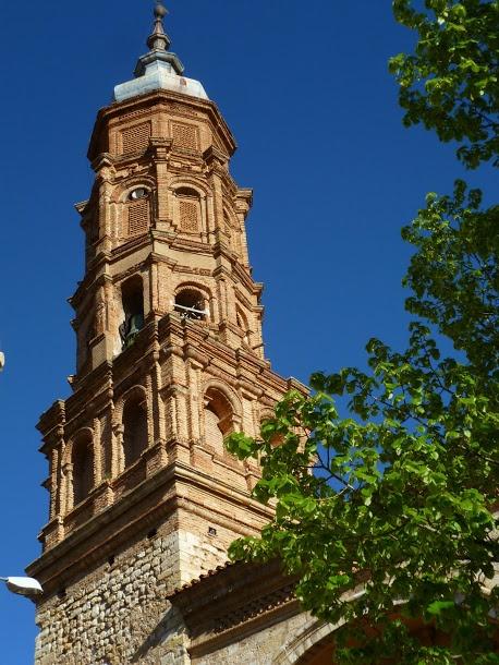 La iglesia de Nuestra Señora de los Ángeles también es conocida con el nombre de… http://www.rutasconhistoria.es/loc/nuestra-senora-de-los-angeles-burbaguena