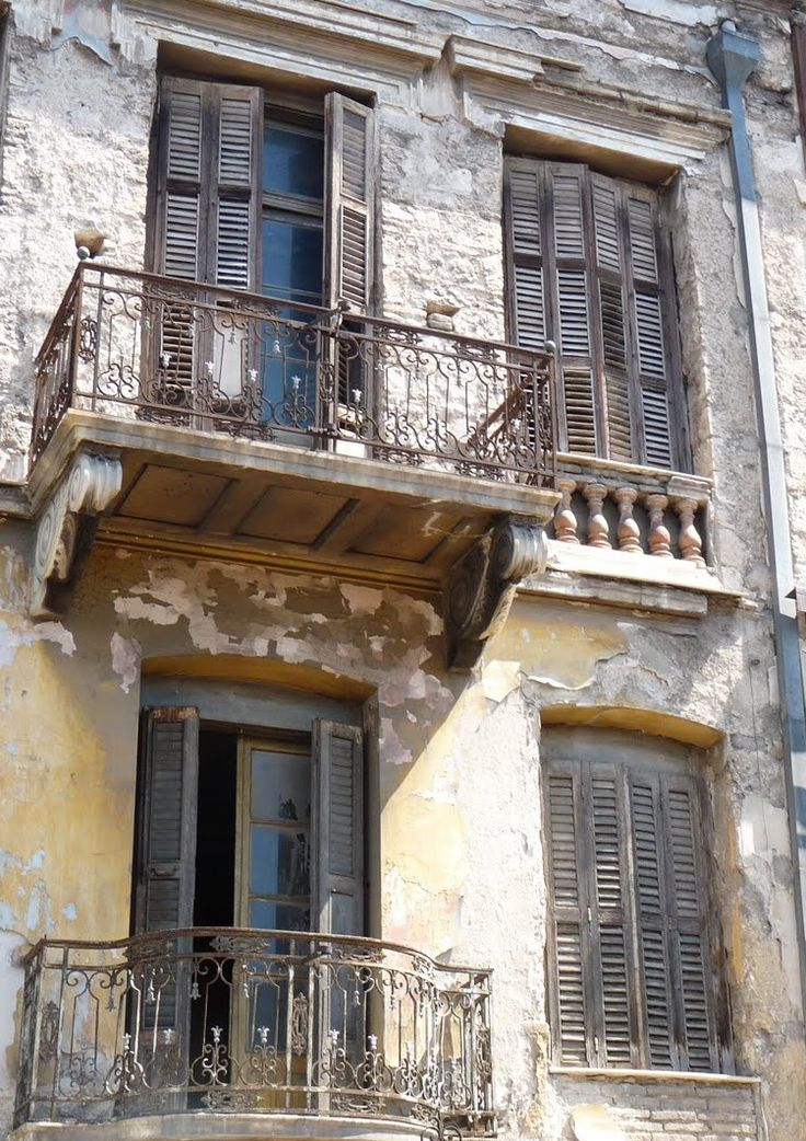 Athens has some beautiful architecture... http://www.house2book.com