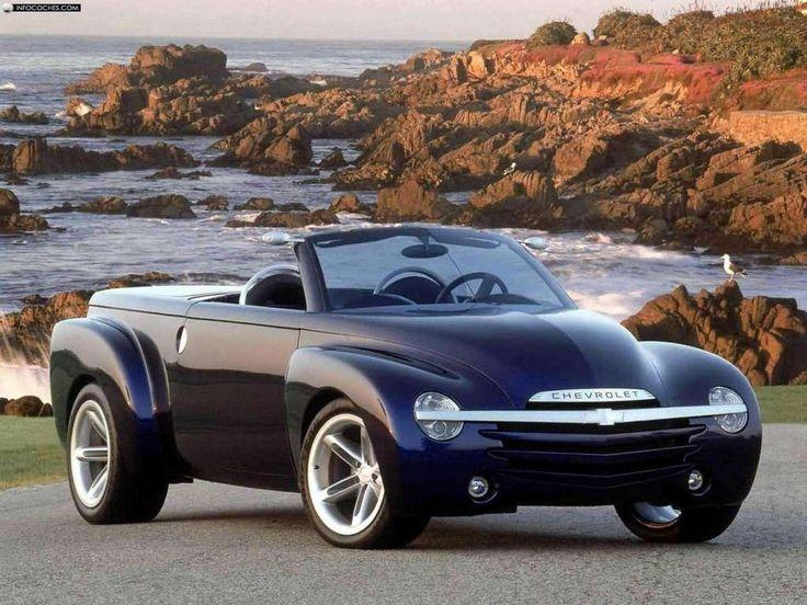 Fotos del Chevrolet SSR Concept - 24 / 25